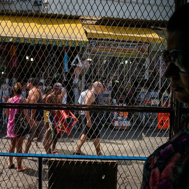 Running through Rio's subway « burn magazine
