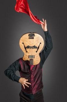 Jaco Abel -- solo artist.