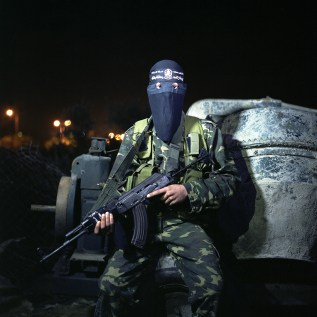 """Usama, 21 has been an active member of El Nasser Salah El Dine brigades during 4 years.Usama has a dream: """" That all my land comes back to the Palestinian people. And to go to Jerusalem. I want it so bad""""."""