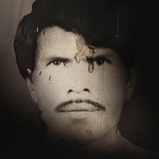 Namdevrao Narayan Dakhore, 50, owed 150,000 Indian rupees (US$2,258). He consumed pesticide on November 23, 2006.