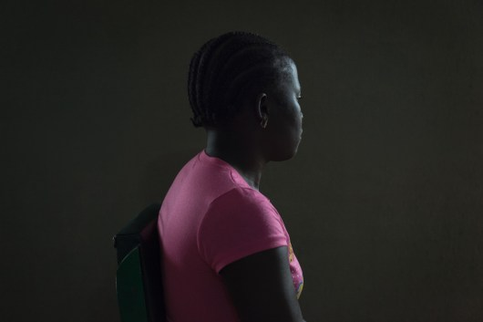 Blessing, 19 years. At about 8pm on the 30th of September 2013 Boko Haram came into my brothers room and shot him. They took his wife and put a gun to her head, they asked for all the ladies in the house to come outside. They took me away with my sister and sister in law. When we reached the Boko Haram camp they asked me to denounce Christ and accept Islam, if not they will slaughter me. Out of fear I agreed and then they gave me a hijab to wear. After converting I was then made to married a insurgent called Abul. I suffered so much during the three weeks in that camp. While Boko Haram were outside gather ammunitions a wife of one commander showed me how to escape. I ran away to safety with two other girls.