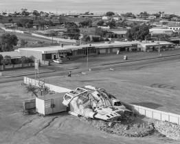 Spaceship, Coober Pedy, Australia, 2016.