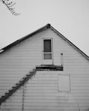 Exit through the side door, Cleveland, Ohio