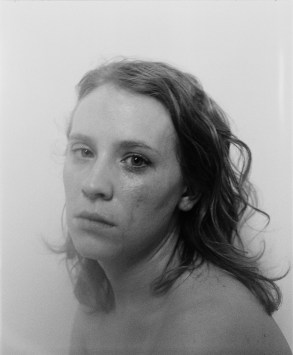 Melissa (mascara running), Charlottesville, Virginia – © Matt Eich