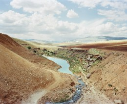 The Göksu is a tributary of the Euphrates, joining it from the north some 20 km downstream of the Atatürk Dam, east of the village of Kızılin. Turkey