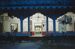 Bhanga Masjid (mosque) was earlier situated near the international border of West Bengal in India and Bangladesh. Decades back the security agency of India; BSF had ordered the mosque to be shifted to a safer place which is currently at Kursherhaat village. The mosque had removed to erect the high barbed fence at the international border.