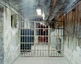 15 - The interior of a cell from the penalty unit ( Doberdo ) of the Prison in Vác, Hungary. - 8a54e017-6267-4e0e-aa86-b82d1ca474f1_1