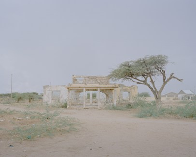 In this building in Burao, Somaliland, the clan elders met on 18 May 1991 to declare Somalilands independence from Somalia. Today this historic place is lying in ruins.