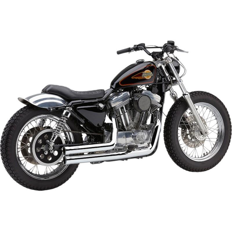 speedster short 909 chrome sportster 86