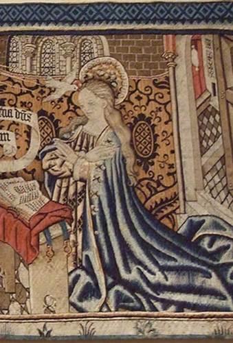 annunciatio-tapestry