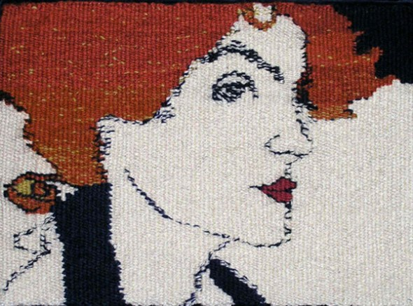 "Homage to Egon Schiele II 8.5"" x 12"""