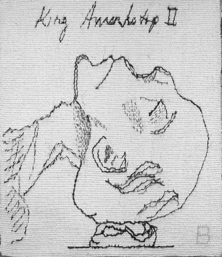 King Amenhotep II (1)