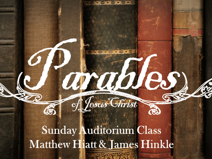 Parables in Luke