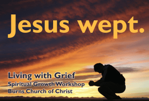 Jesus Wept - Postcard - Final