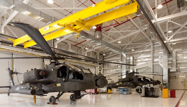 Army Aviation Support Facility - Whiteman AFB | Projects ...