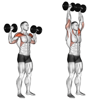 Dumbbell Overhead Press