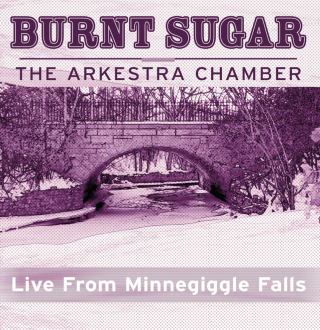Cover art for Burnt Sugar: Live From Minnegiggle Falls