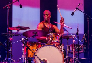 Chris Eddleton, Drums, Burnt Sugar the Arkestra Chamber