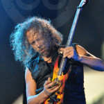 fotografie Kirk Hammett Metallica