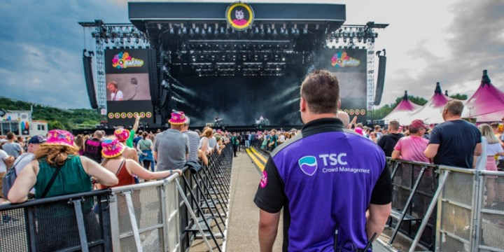 Interview TSC Crowd Management