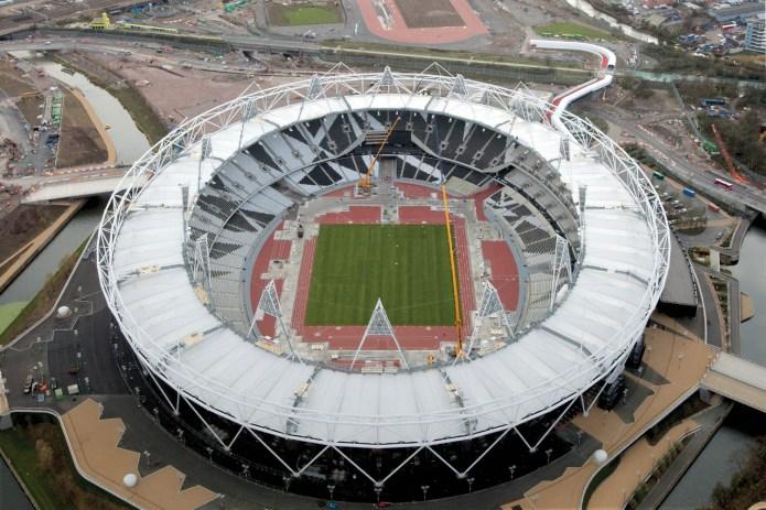 London 2012 Olympic Stadium - Buro Happold