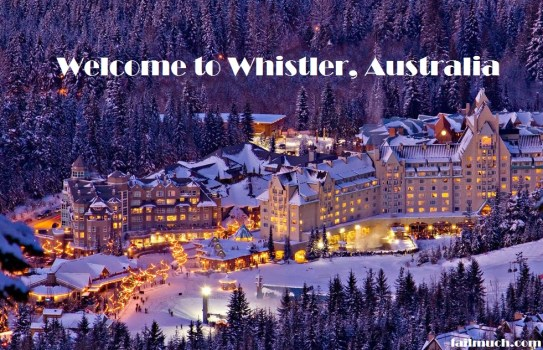 "Full story: Australia to ""strongly consider"" returning Whistler to Canada 