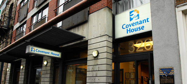 Covenant House | Young Irish Family Forced To Sleep On Vancouver Streets