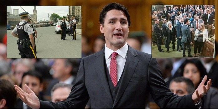 Justin Trudeau Facing Criminal Charges