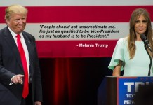 Melania Trump Emerges As Shock Candidate For Vice Presidency; Donald finishes House Of Cards Marathon | Melania Trump Vice president