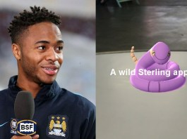 Raheem Sterling Pokemon Go