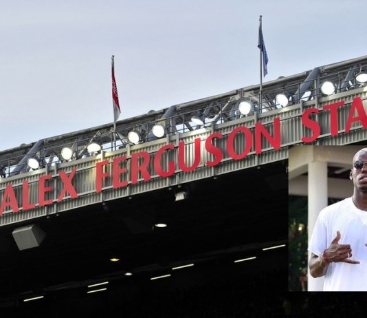 Sir Alex Ferguson Stand Renamed