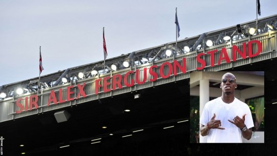 Man United Agree To Rename Sir Alex Ferguson Stand After Paul Pogba