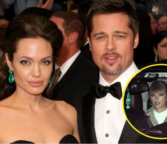 Taylor Swift And Brad Pitt insist they're 'Just Friends' | HIMYM Movie