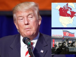 Trump Expresses Willingness To 'Sacrifice Canada' In Potential War With North Korea | Trump sacrifice Canada