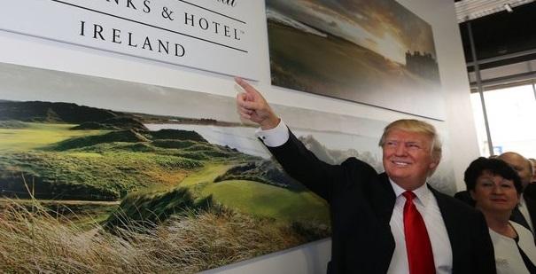 Trump Ireland visit coming soon...