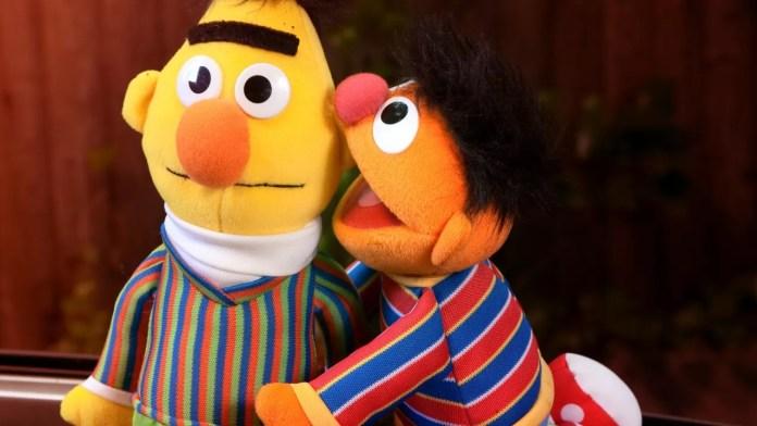Bert And Ernie 'Just Fuck Buddies', Confirms Sesame Street