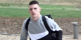 Declan Rice Apologises For Singing 'Come Out Ye Black And Tans' During God Save The Queen