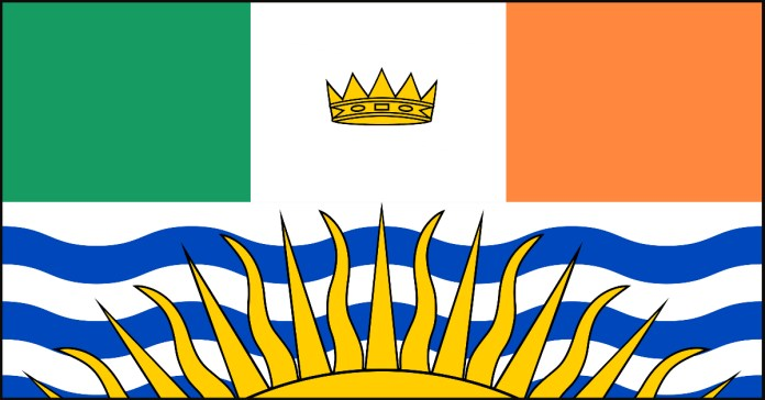 BREAKING: British Columbia Renamed Irish Columbia [Live Updates]