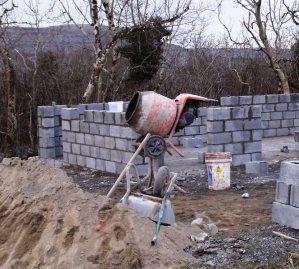 Build at burren animal rescue