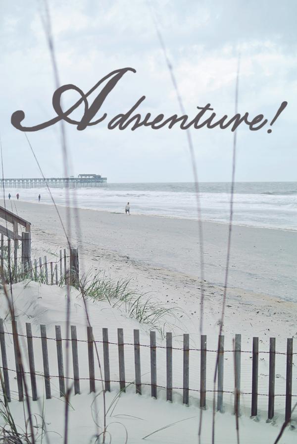 August adventure