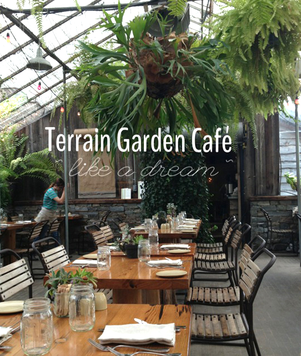Visiting Terrain Garden Cafe In Glen Mills Pa Burritos