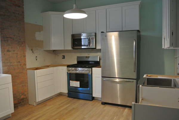 kitchen renovation update | Burritos and Bubbly