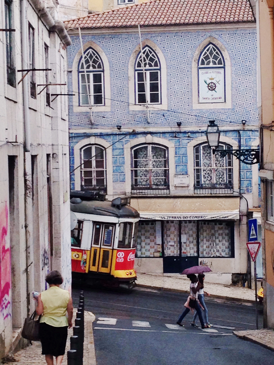 Lisbon, Portugal, via Burritos and Bubbly