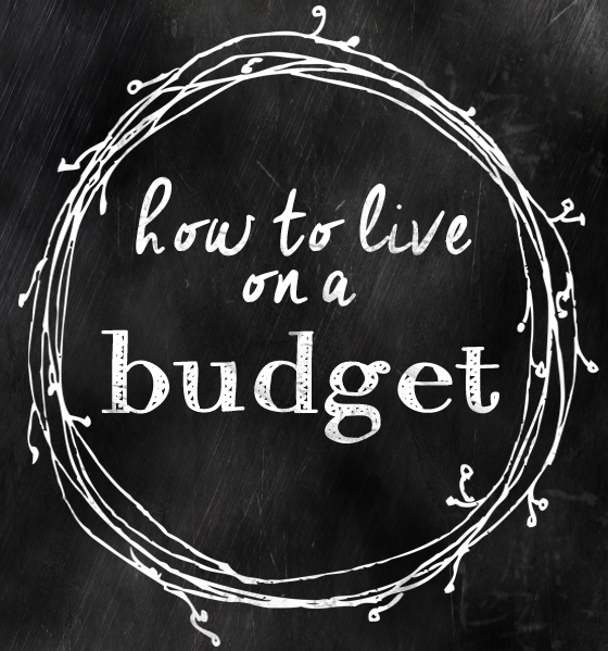 how to live on a budget via Burritos and Bubbly