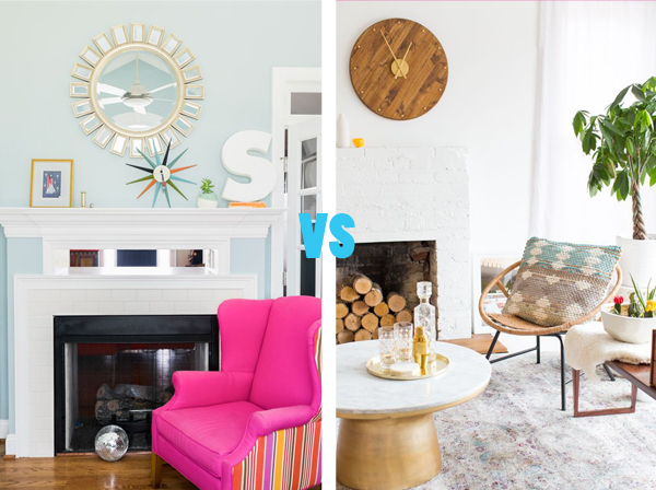Design Dilemma: Color vs. Neutral