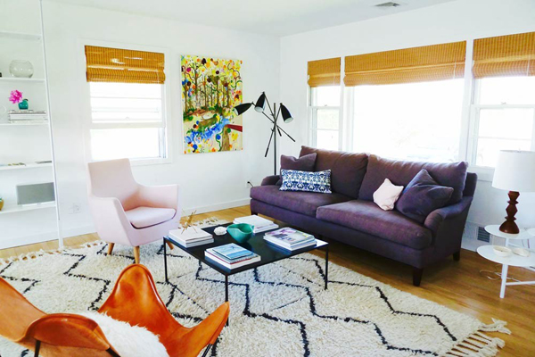 Dream House: Midcentury Pastels