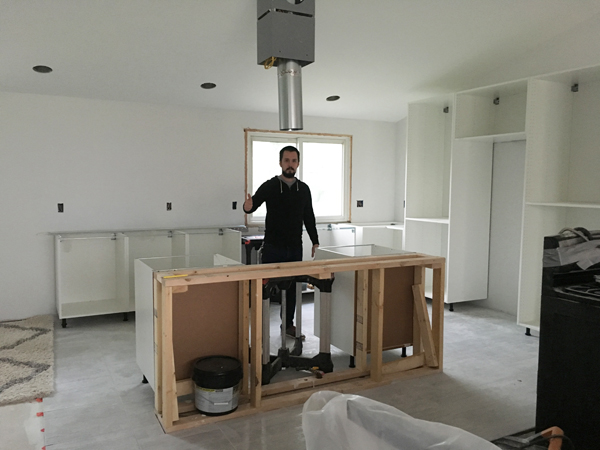 kitchen reno progress report #4