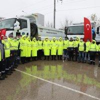 Büyükşehir'in hizmet filosu güçleniyor