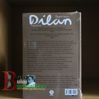 Sinopsis Novel DILAN 2 Dia Adalah DIlanku 1991 Karya Pidi Baiq