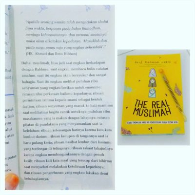 review buku the real muslimah teladanrasul 3